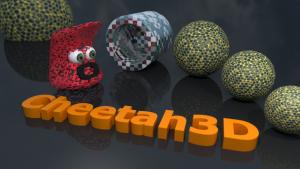 Cheetah3D Render